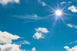 الطقس: أجواء صيفية والحرارة حول معدلها السنوي