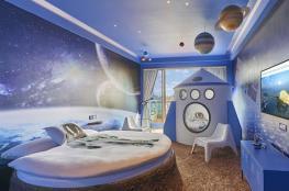 قريبًا .. بناء فنادق فضائية تمكن البشر من قضاء العطلة بعيدا عن الجاذبية الأرضية