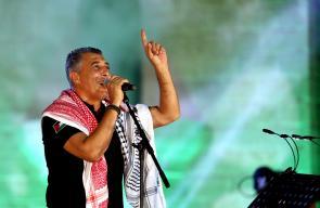 الفنان الاردني عمر العبداللات يحيي حفلاً غنائياً على مسرح مدينة روابي