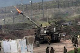 اسرائيل تهدد النظام السوري : الرد مستقبلاً سيكون أعنف