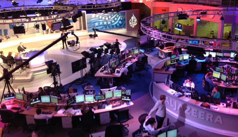 """قطر تخطط لنقل قناة """"الجزيرة"""" الى لندن تحسبا للقصف"""