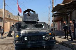 العراق يعلن السيطرة على آخر الاحياء الكبيرة في الموصل