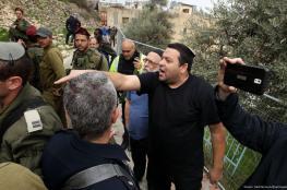 مستوطنون يعتدون بالضرب المبرح على فتى شمال نابلس