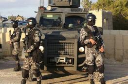 اصابة شرطي اردني في اشتباكات عنيفة في الكرك