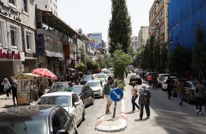 أجواء العيد في مدينة رام الله