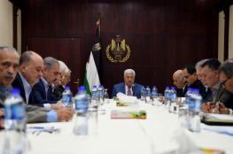 اللجنة التنفيذية تبحث اليوم العدوان على غزة