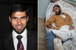 استشهاد شاب متأثرا بجراحه التي أصيب بها خلال مسيرات العودة في غزة
