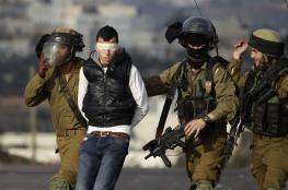 الاحتلال يعتقل 23 مواطنا بالضفة الغربية