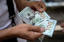 الدولار مازال قرب أدنى مستوى له أمام الشيكل منذ اسبوعين
