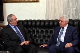 الرئيس يجتمع بوزير الخارجية الاردني في عمان