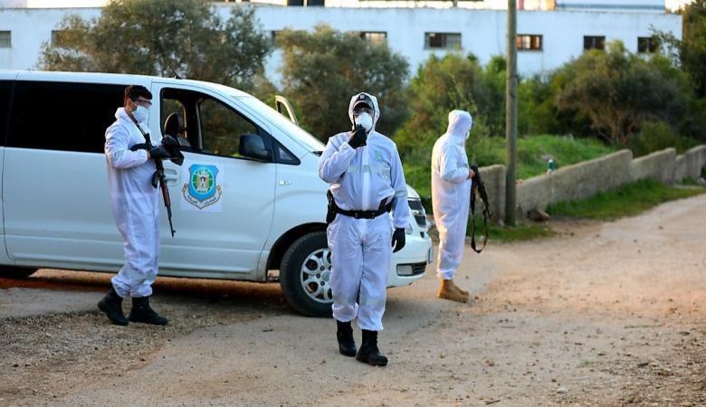 محافظ نابلس يعلن تسجيل اصابتين بفيروس كورونا