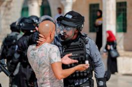 """ديختر: الفلسطينيون """"جبناء"""" ويخبئون السلاح في الأقصى"""