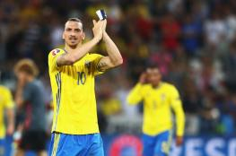 مدرب السويد يرفض مشاركة إبراهيموفيتش في المونديال