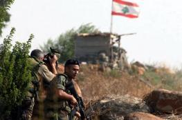 """الجيش اللبناني يوقف هجومه على تنظيم """" داعش """" قرب الحدود السورية"""