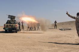 القوات العراقية تواصل ضرباتها الجوية على تلعفر