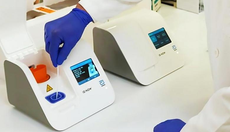 جهاز محمول يحدد الإصابة بفيروس كورونا بخمس دقائق