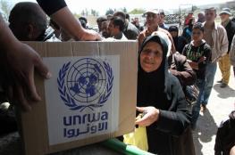 الاونروا: نصف سكان غزة لن يكون لديهم طعام كافٍ خلال شهر