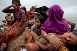 مسلمو الروهينغيا يواصلون الفرار من مجاز جيش ميانمار