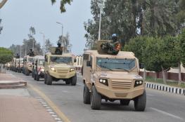 الجيش المصري: مقتل 3 عسكريين و30 مسلحا في سيناء