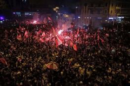 تجدد التظاهرات بلبنان ودعوات لإضراب عام
