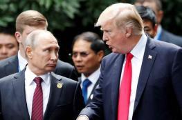 بوتين يهاتف ترامب بعد لقائه ببشار الأسد