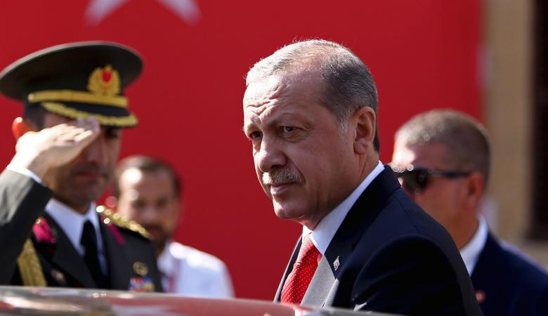 اردوغان يتحرك ضد قرار ترامب بشأن الجولان