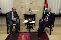 الحمد الله يبحث مع مدير صندوق الأمم المتحدة للسكان تعزيز التعاون