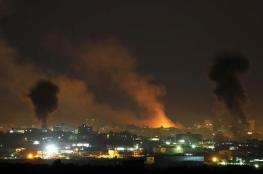 إصابتان بقصف إسرائيلي استهدف مواطنين شرق مدينة رفح