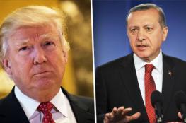 """أردوغان يطير الى واشنطن للقاء """" ترامب """""""