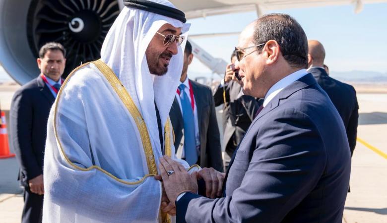 السيسي يفتتح اكبر قاعدة عسكرية في الشرق الاوسط