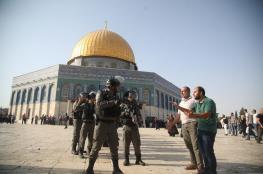 لأول مرة..جيش الاحتلال يدعو جنود لاقتحام الأقصى