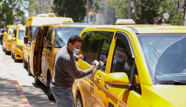 الشرطة تنفي عودة المواصلات غدا الى رام الله والبيرة