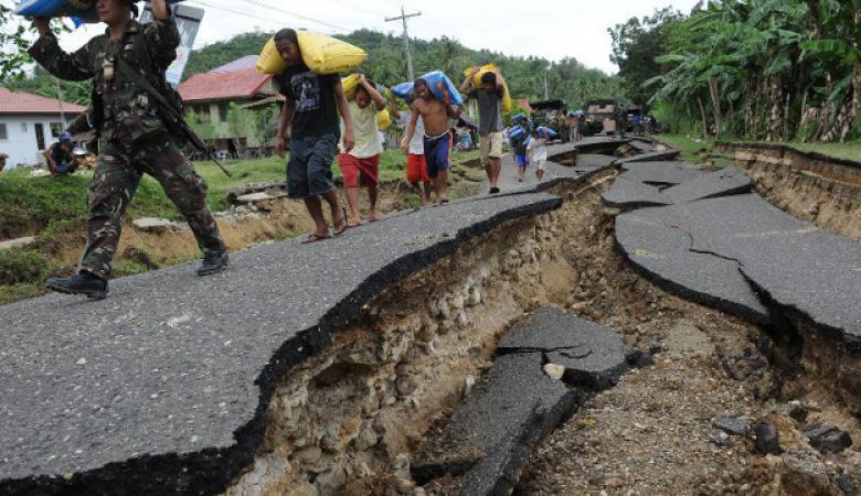 الفلبين : ارتفاع حصيلة القتلى إلى 11 شخصا و24 مفقودا