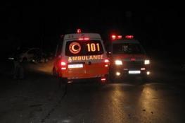 اصابة فتى بجراح بانفجار جسم مشبوه شمال شرق رام الله