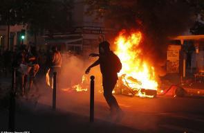 احتجاجات عارمة في فرنسا تنديدا بعنف الشرطة ضد المتظاهرين