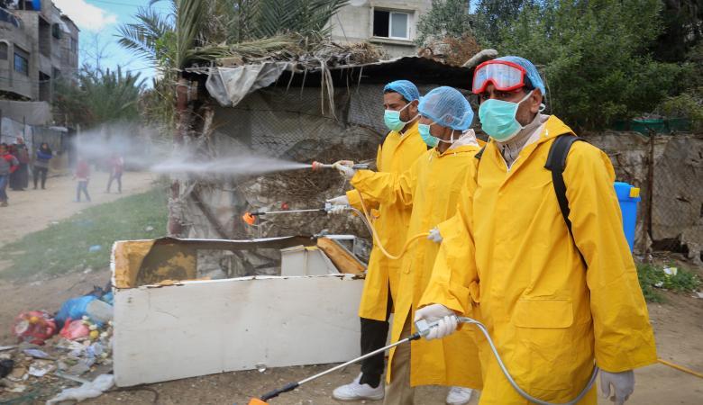 تسجيل إصابة جديدة بفيروس كورونا في غزة