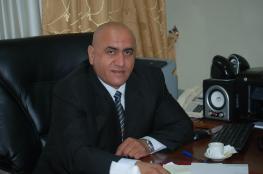 اكرم الرجوب يدعو فعاليات واهالي محافظة جنين الى اعادة بناء منزل هدمه الاحتلال