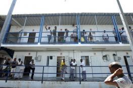 سلطات الاحتلال تركب اجهزة تشويش في سجن رمون