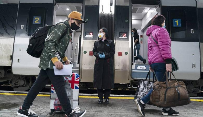 العالم يسجل اصابات بفيروس كورونا غير مسبوقة