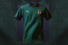 """بعد 100 عام.. منتخب إيطاليا يستبدل """"قميص العمر"""""""