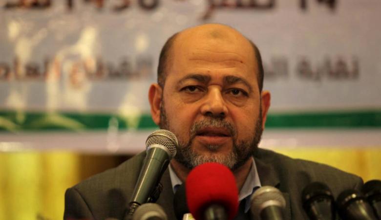 ابو مرزوق : حماس لا تمثل الشعب الفلسطيني