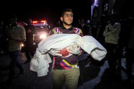 25 شهيدا حصيلة العدوان الإسرائيلي على غزة