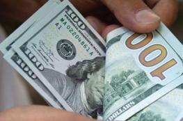 الدولار ينخفض مجددا مقابل الشيكل