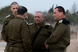 رئيس أركان جيش الاحتلال: حربنا على غزة لم تنته طالما جنودنا أسرى هناك