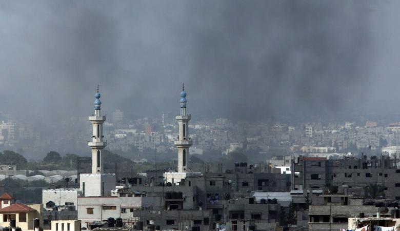 جيش الاحتلال يعلن البدء بمهاجمة أهداف للجهاد الاسلامي في غزة