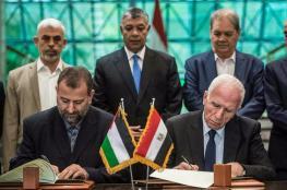 مصر  : لهذه الأسباب نعمل على انهاء الأنقسام الفلسطيني
