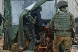 الجيش الاسرائيلي يفجر نفقاً لحزب الله ويتوعد بالمزيد