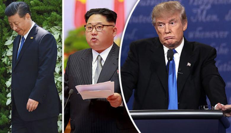 الصين : على اميركا وكوريا الشمالية وقف التصعيد المتبادل