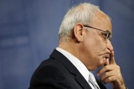 عريقات يؤكد : فلسطين ستلاحق مجرمي الحرب الاسرائيليين