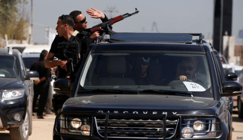 مصر : جهودنا لانهاء الانقسام مستمرة بالرغم من الهجوم الارهابي